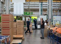 Warehouse and Logistics Monitoring
